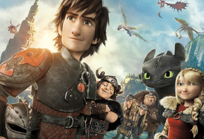 ��� ��������� ������� 2, how to train your dragon 2, ������, ������, ��������, �������, �������