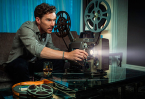 Benedict Cumberbatch, ����������, Time Out