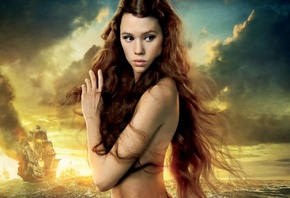 ������ �����-������, Astrid Berges-Frisbey, �������, Mermaid, Syrena, ������ ���������� ����, �� �������� �������, Pirates of the Caribbean, On Stranger Tides, ��������, ������, ����, ����, �����, �������