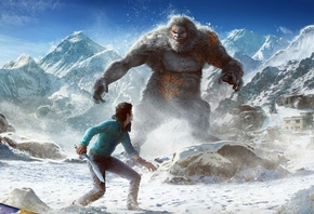 Far Cry 4, Valley of the Yetis, Far Cry 4, Ubisoft, ����� ����, ������, ����, ����, ������, �����, ������� �������, ���, ������, ����, ����, DLC