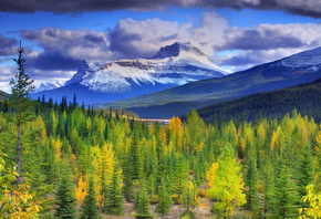 Banff National Park, autumn, Canada, Canada, Alberta