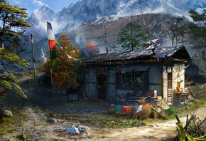 Far Cry 4, Game, ����, ����, ���, ������, ������, ������