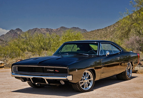 ����, muscle car, charger, �����, ������, ����, Dodge