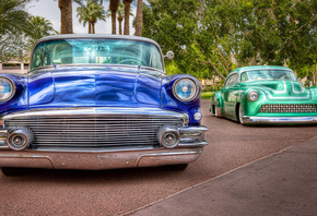 cars, the front, buick, �����