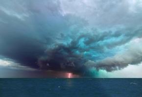 небо, море, стихия