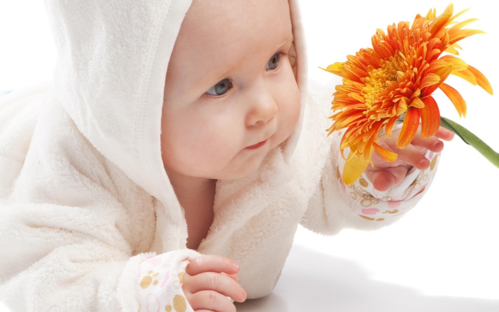 Діти квіти життя малюк діти фото