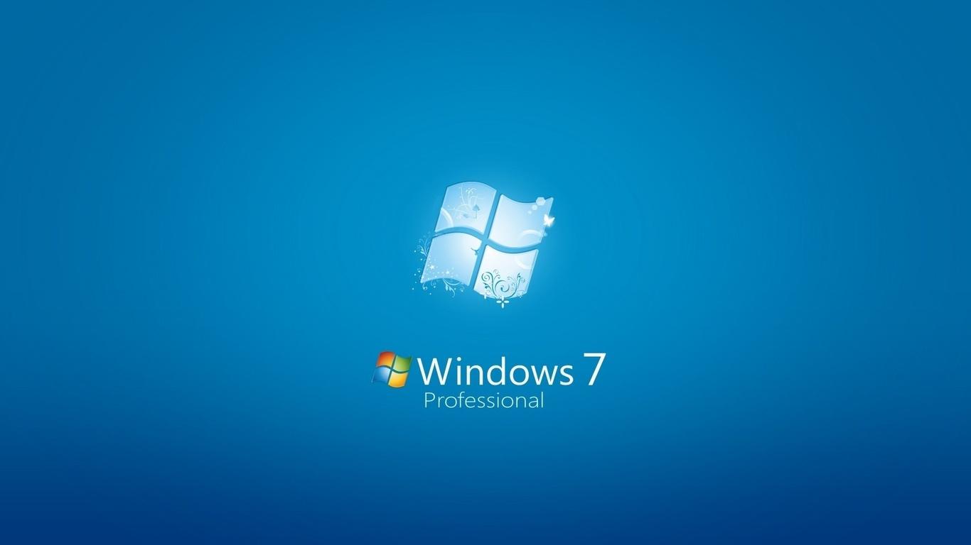 Hd duvar kağıtları mavi arka plan windows 7 yedi beyaz rüzgar