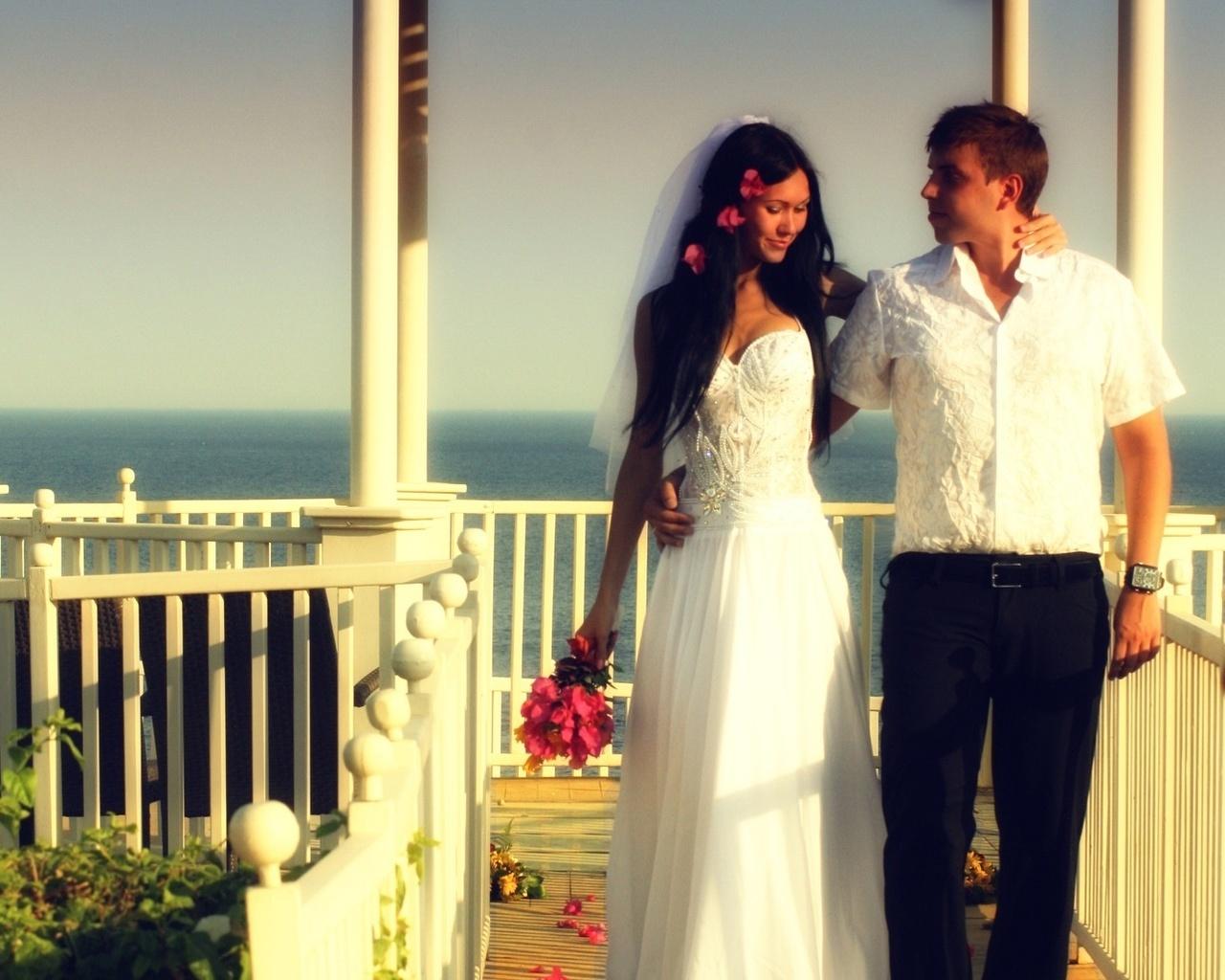 Фото жену на свадьбе 7 фотография