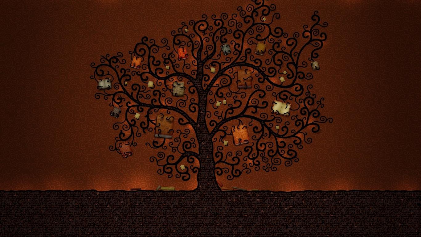 игры дерево дом