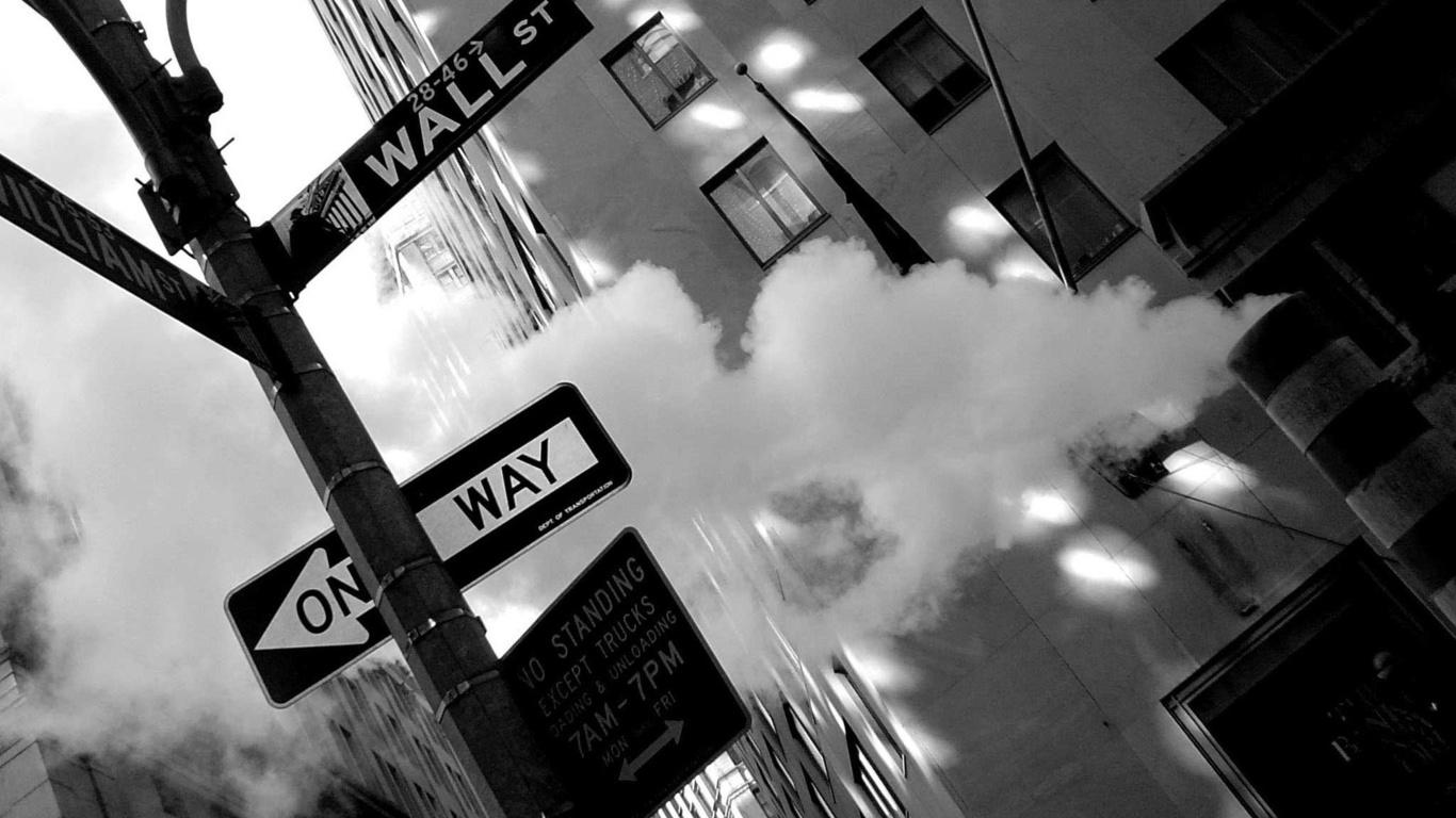 En noir et blanc la ville new york new york ville manhattan