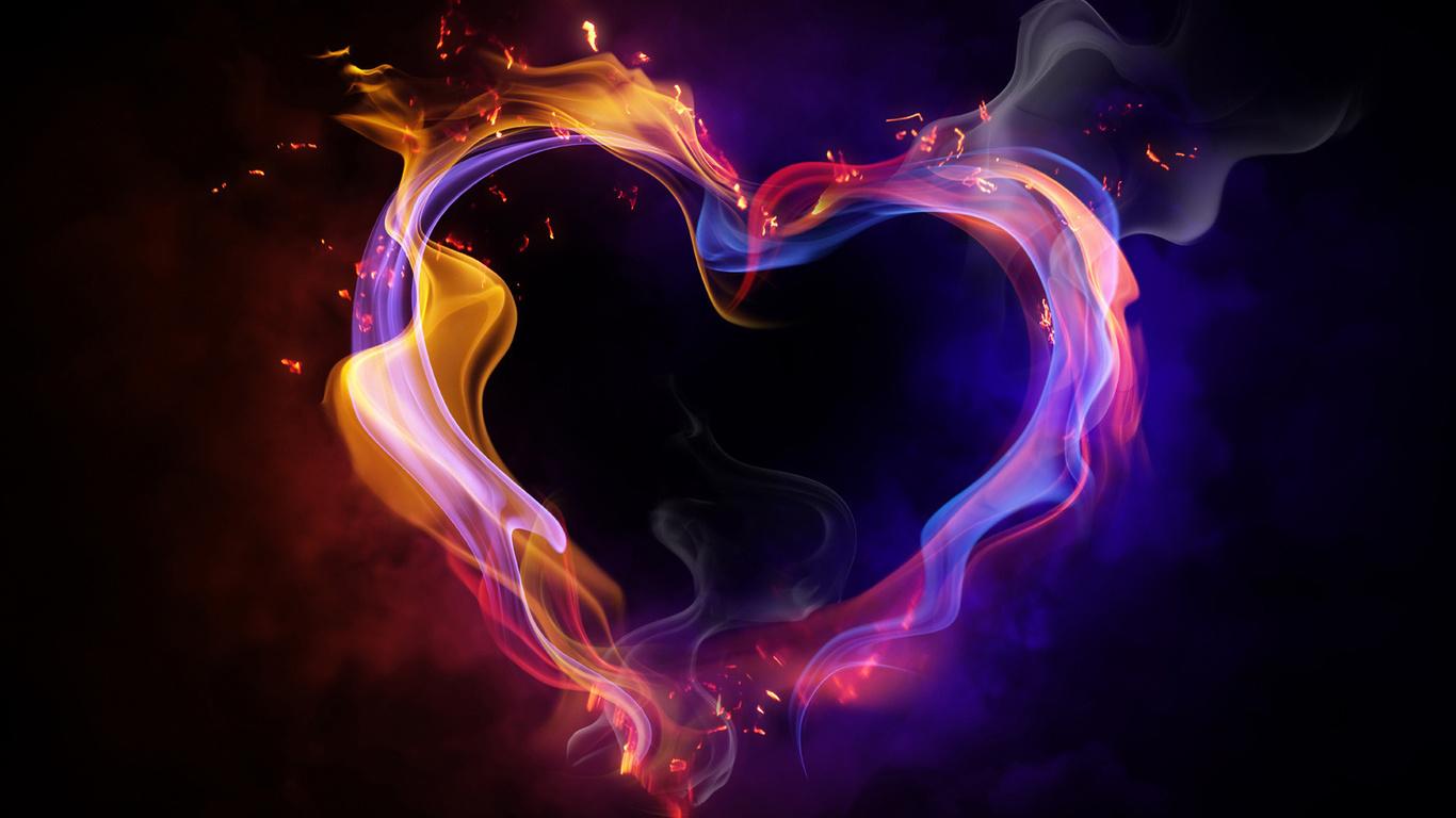 Сердце любовь дружба