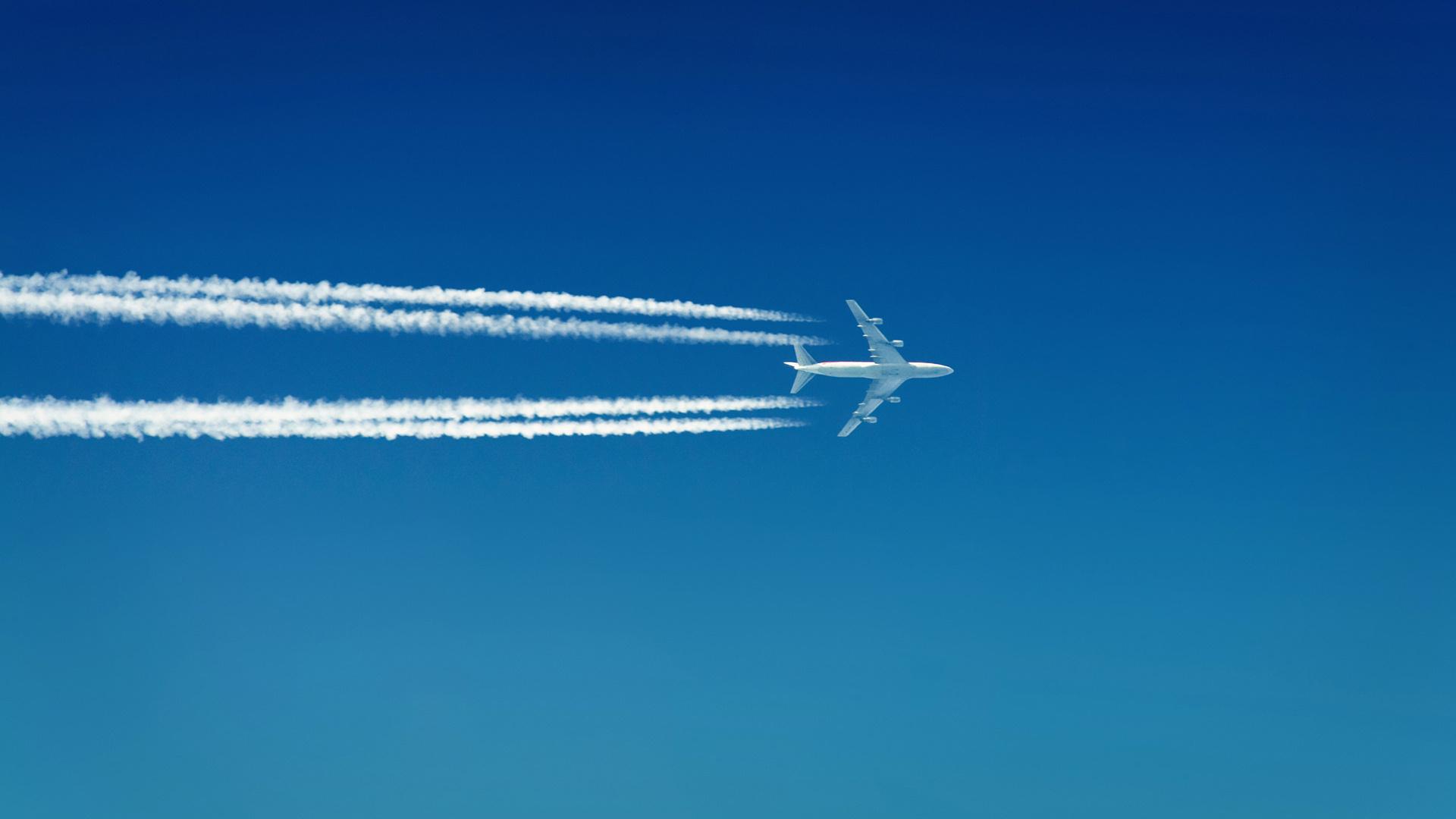 Небеса небо самолёты настроения
