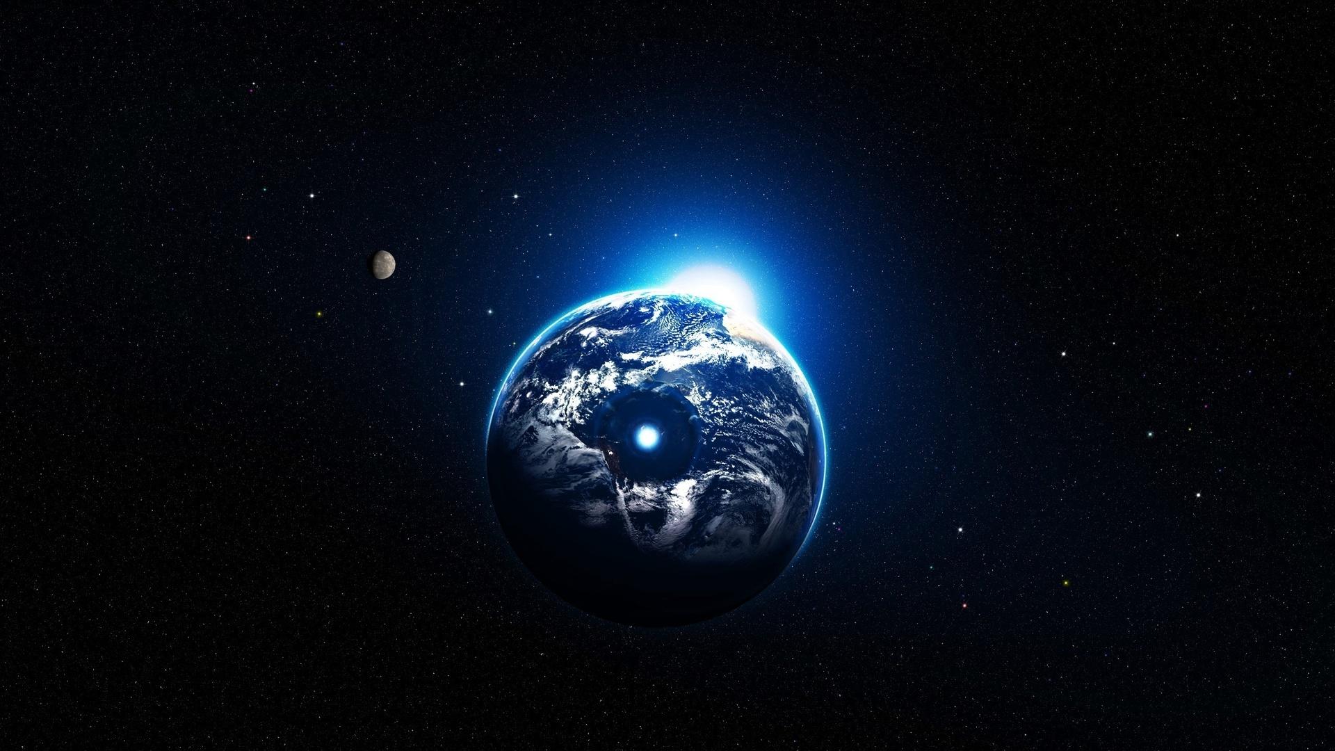 планета обои:
