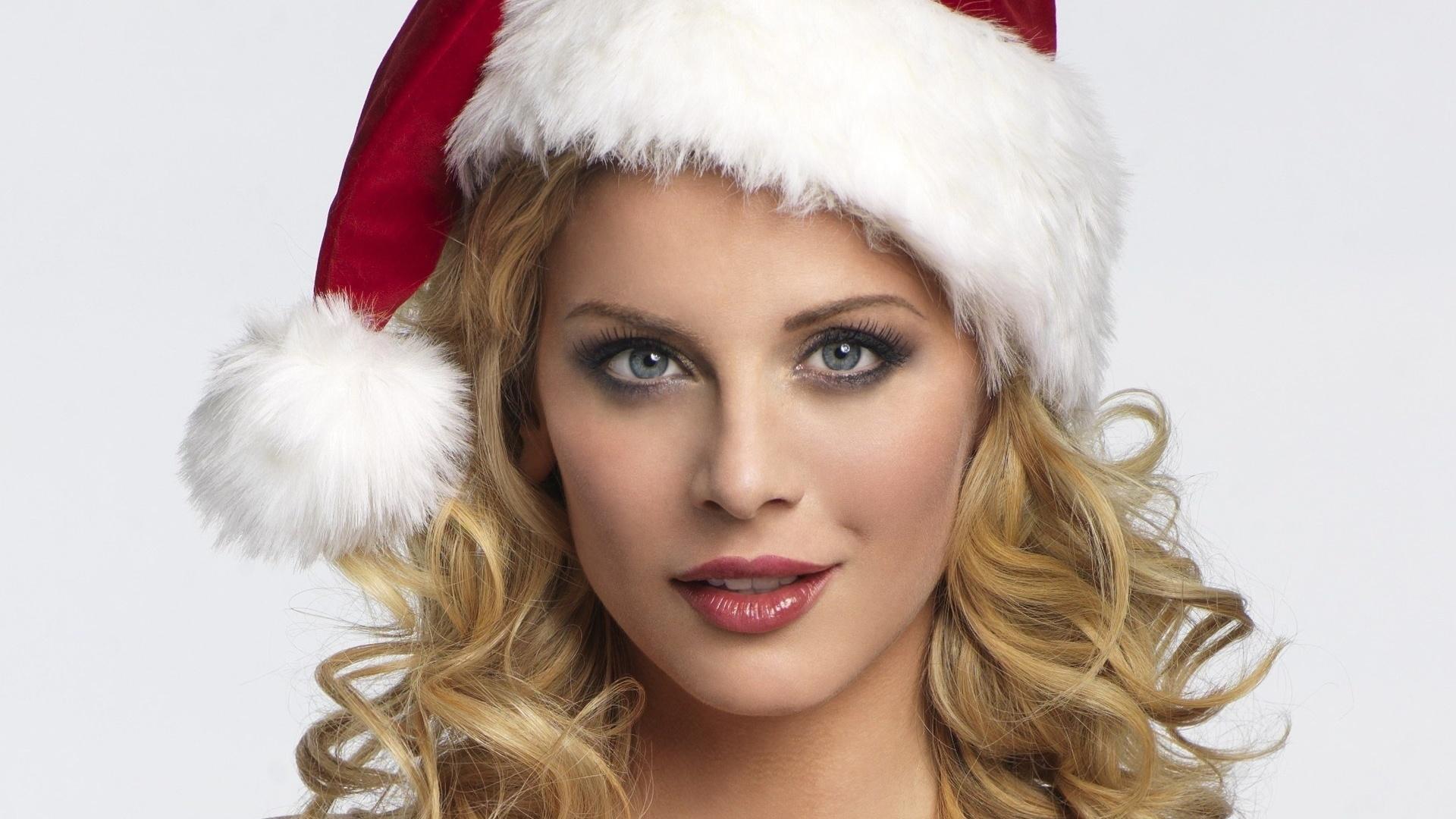 Фото секси блондинка снегурочка фото 539-140