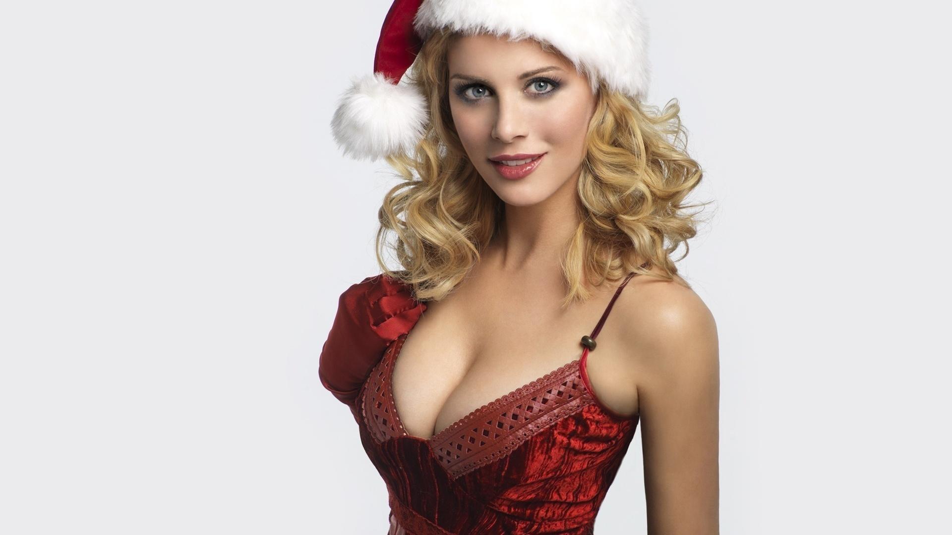 Фото секси блондинка снегурочка фото 539-142