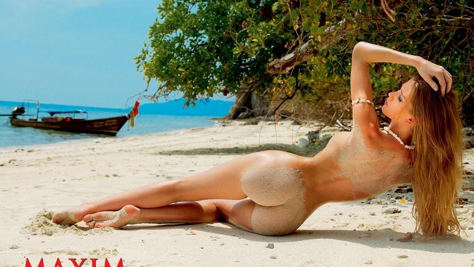 Женщины красивые голышом