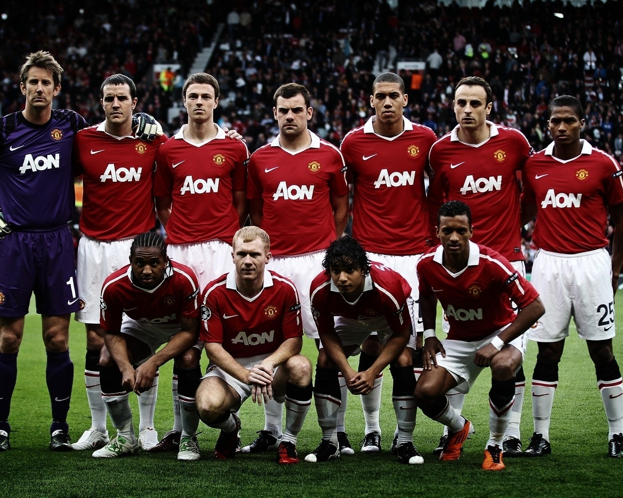 Full hd wallpapers 1920x1080 manchester united wallpapers спорт