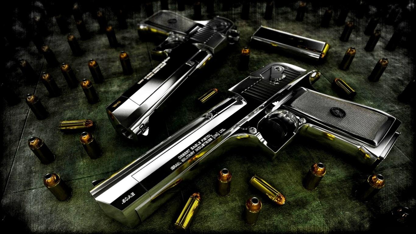 Обои огнестрельное красиво оружие