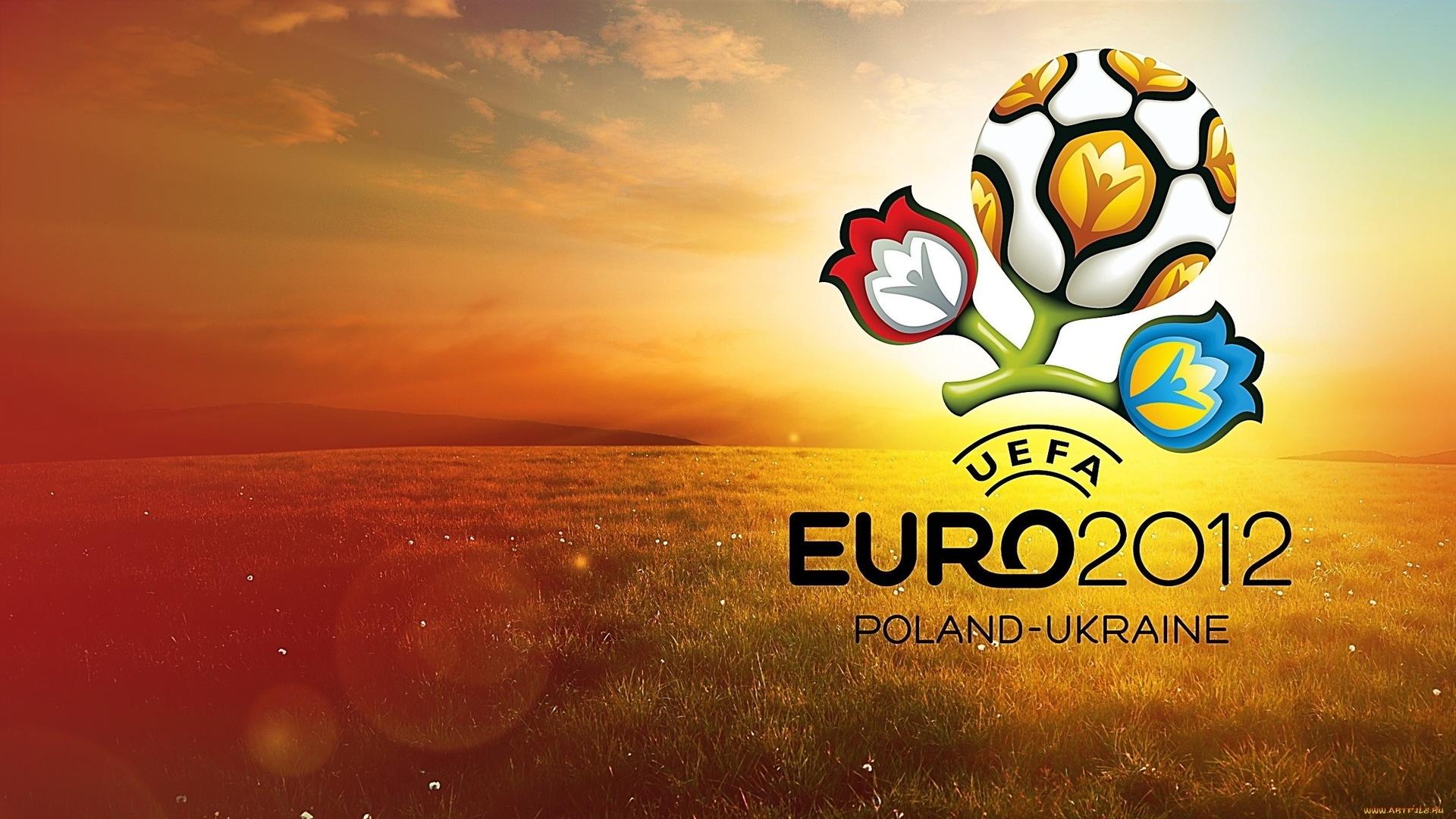 логотип евро 2012: