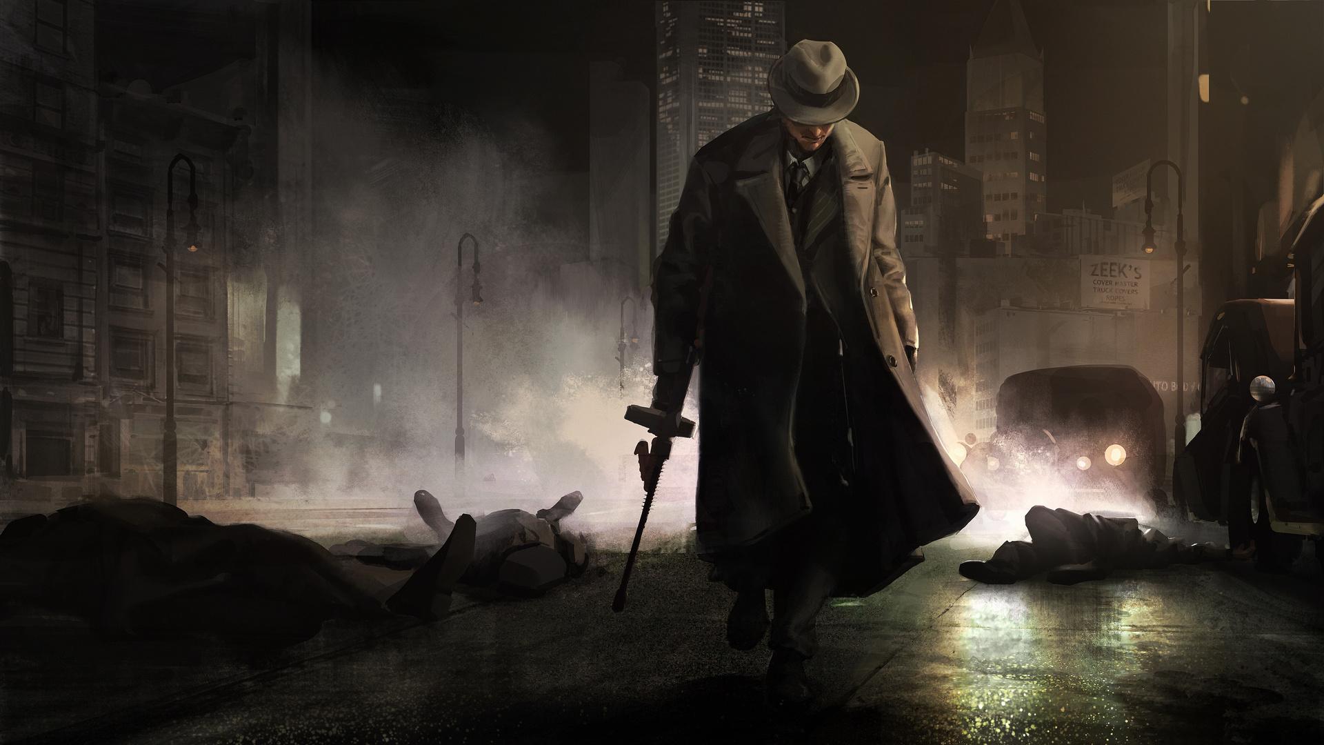 Картинки гангстер  fonstolaru