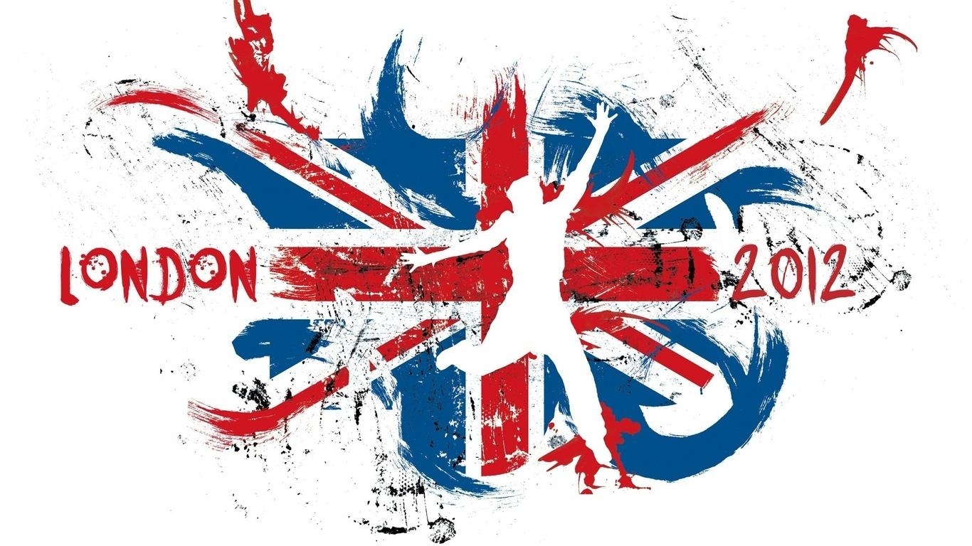 Лондон 2012 разрешение картинки 1366x768