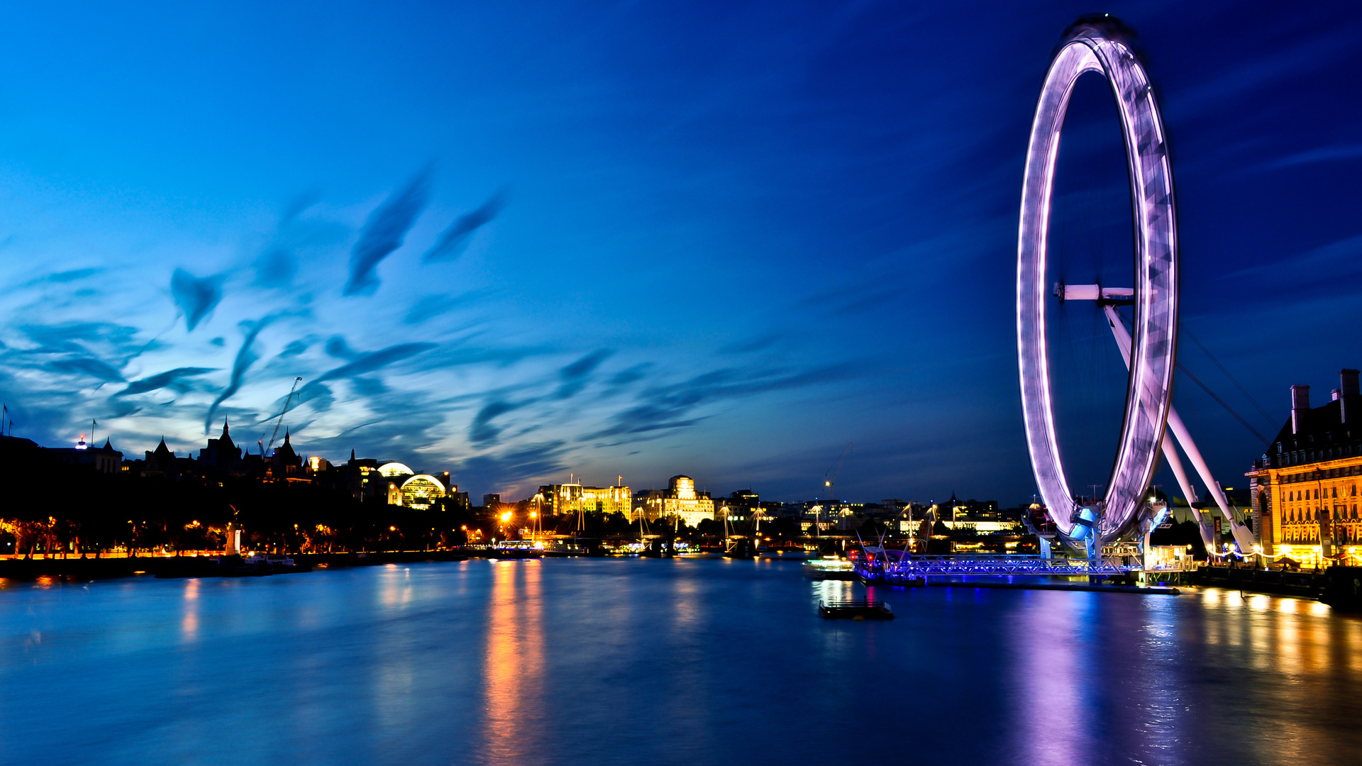Thames uk river англия london eye england лондон