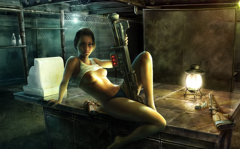 Fallout 3 nude girl nude gallery