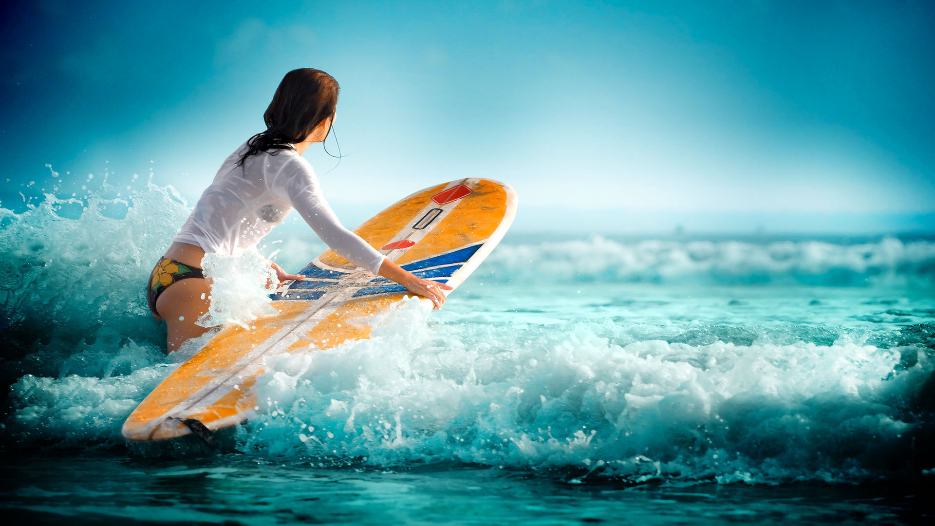 игры на сёрфинг