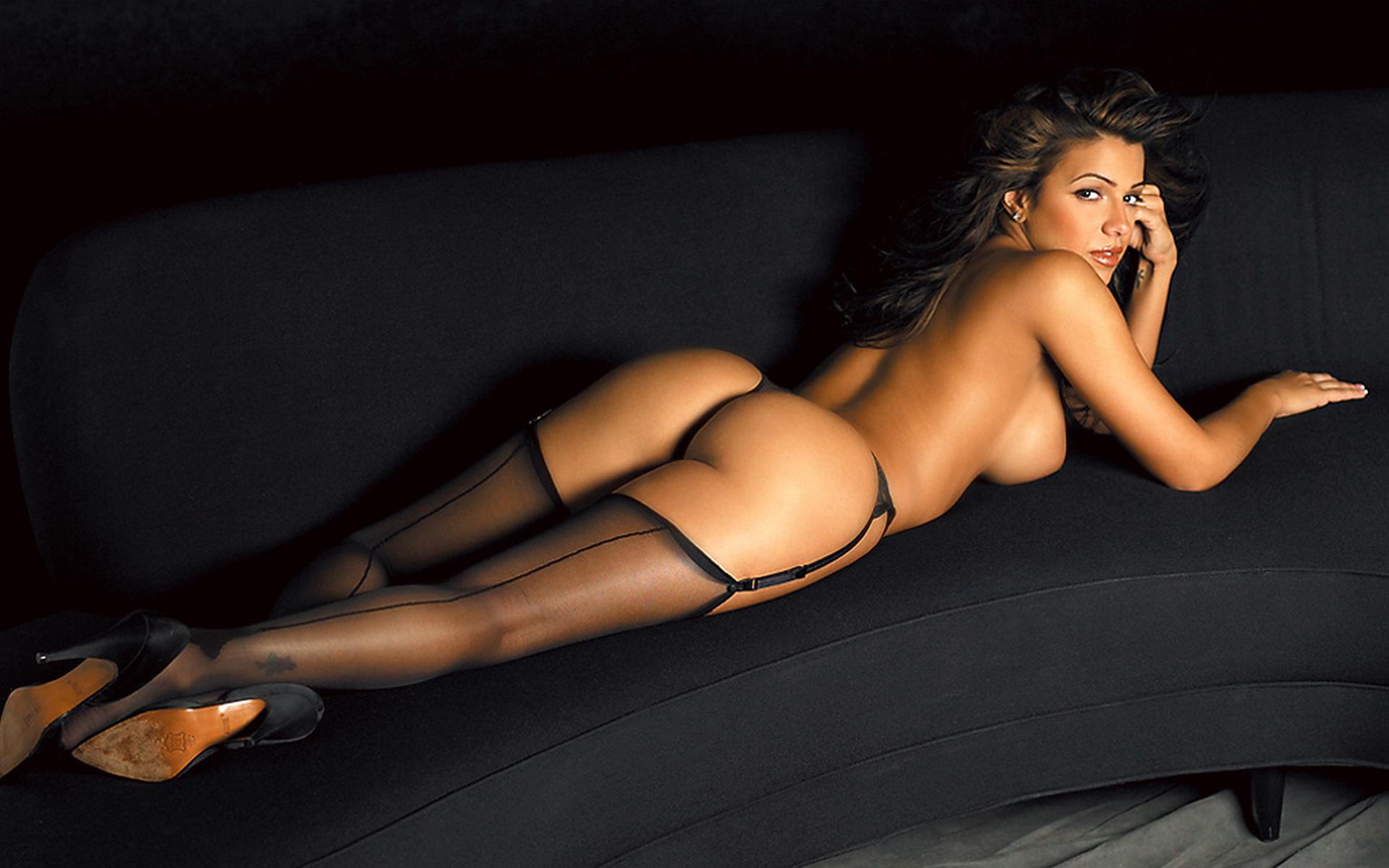 Фото красивых девушек со спины ню 5 фотография
