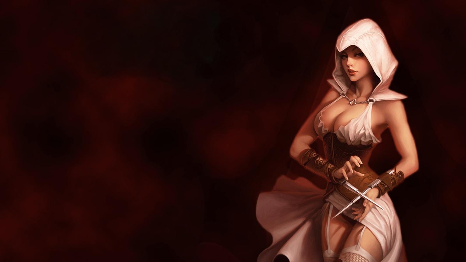 картинки аниме девушки убийцы: