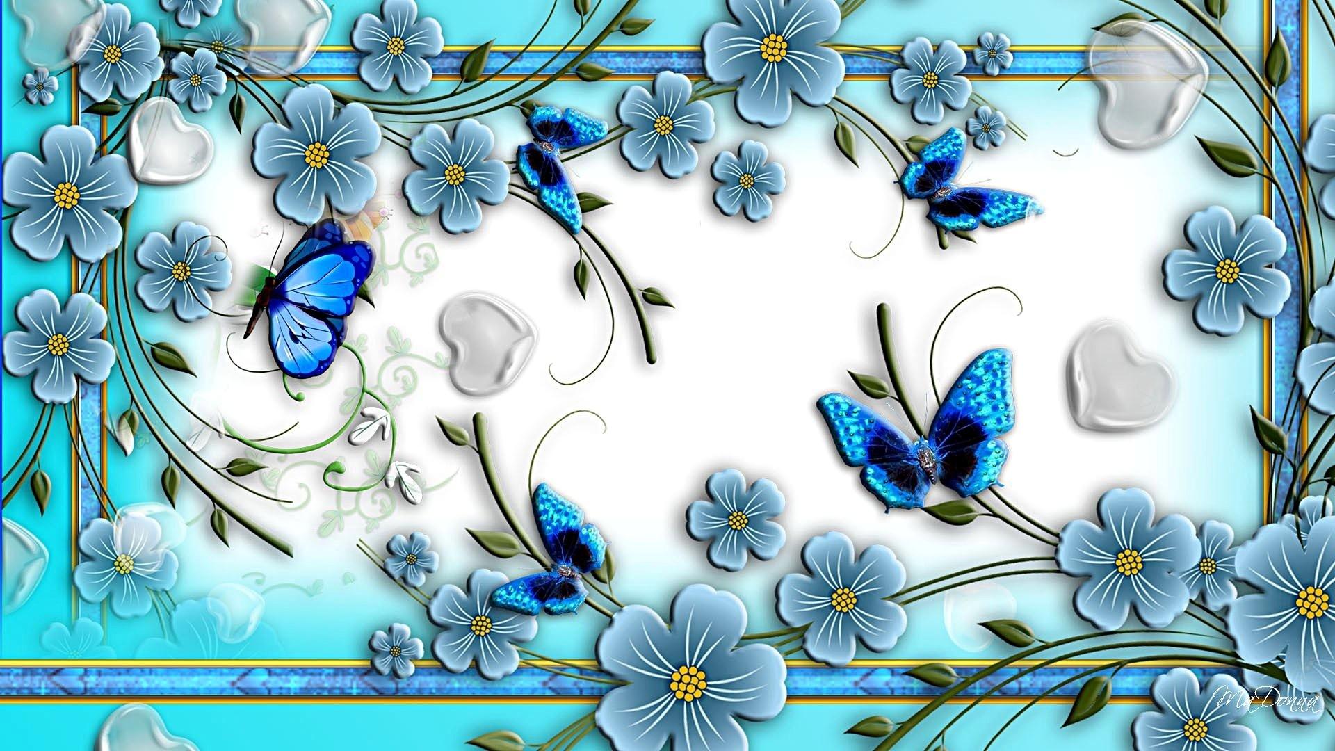 Kupu-kupu collage