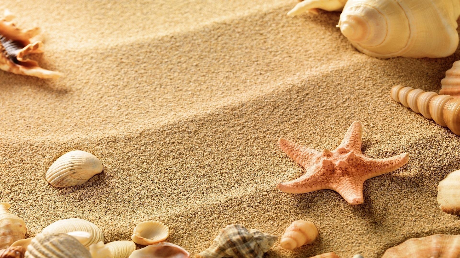 песок фон фото