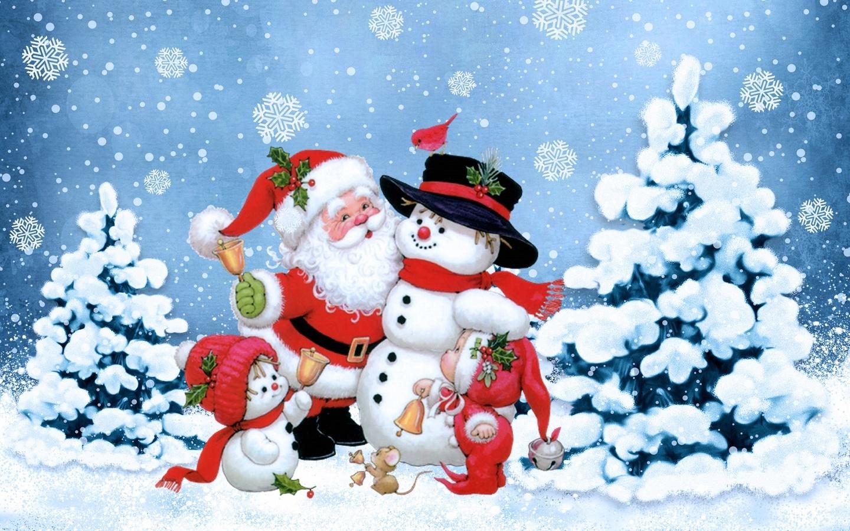 Будет снег и мороз на новый год