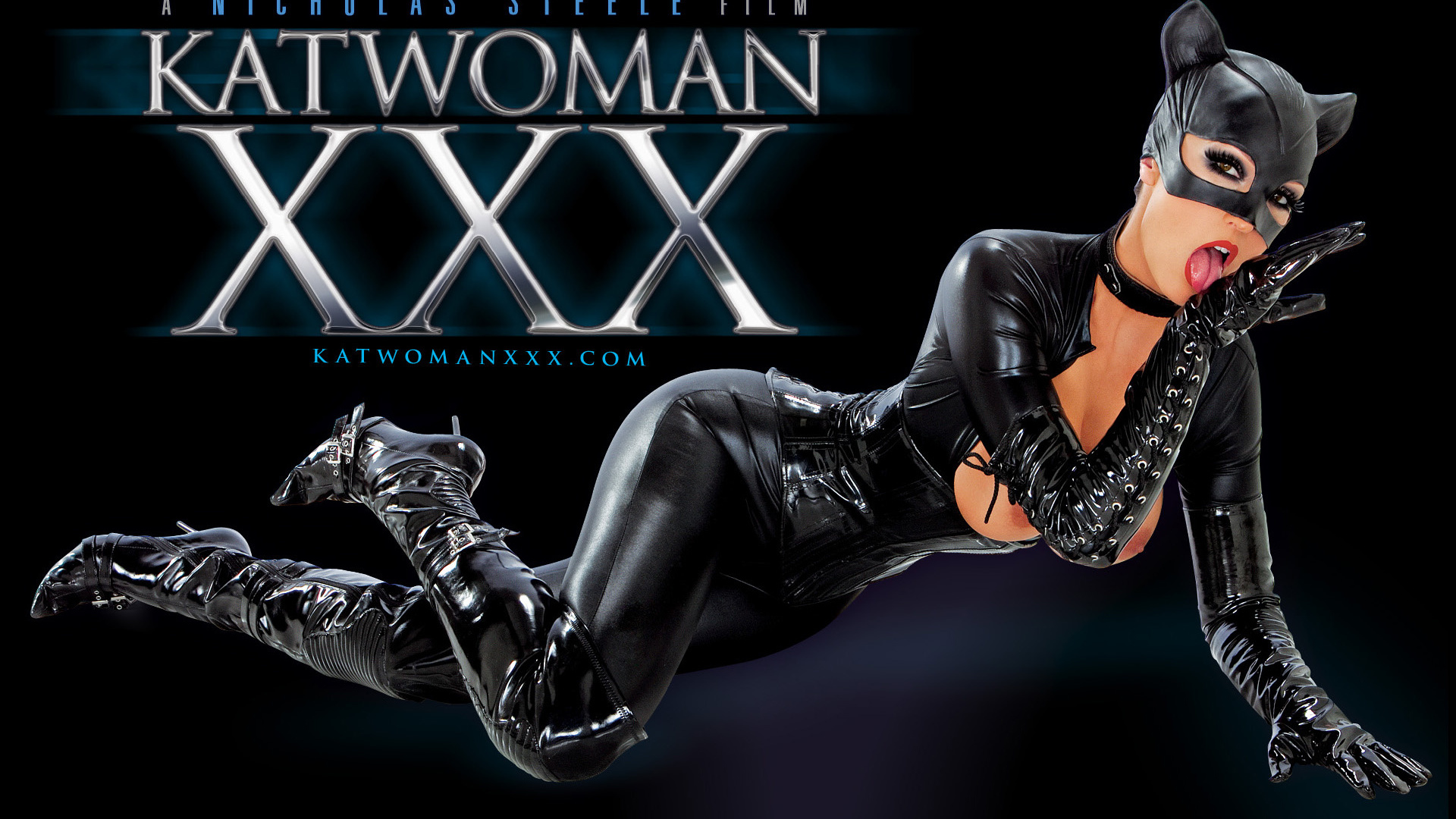 Catwoman xxx video download hentai video