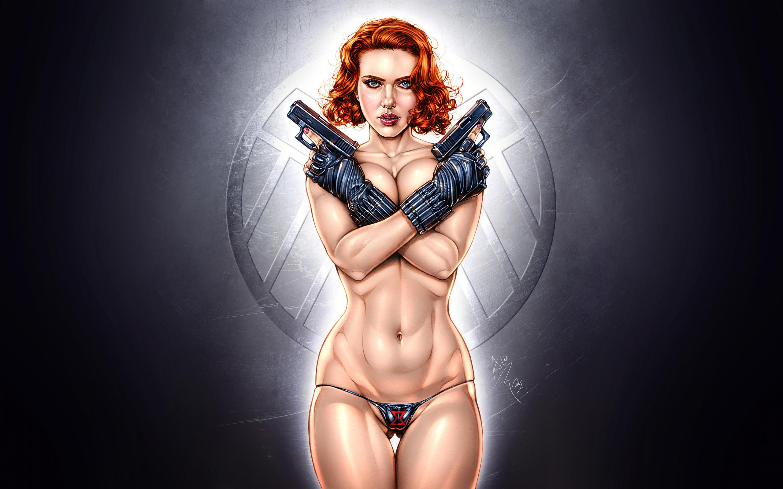Marvel hentai nude wallpapers hentai clip