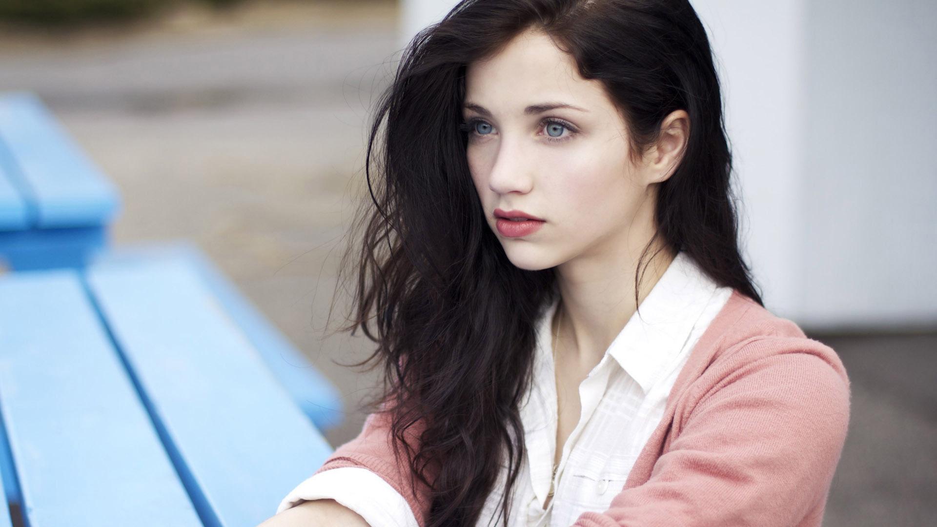 Фото красивой девушки одной 4 фотография