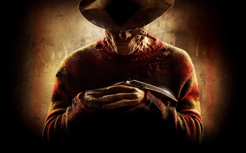 Nightmare on elm street movie poster