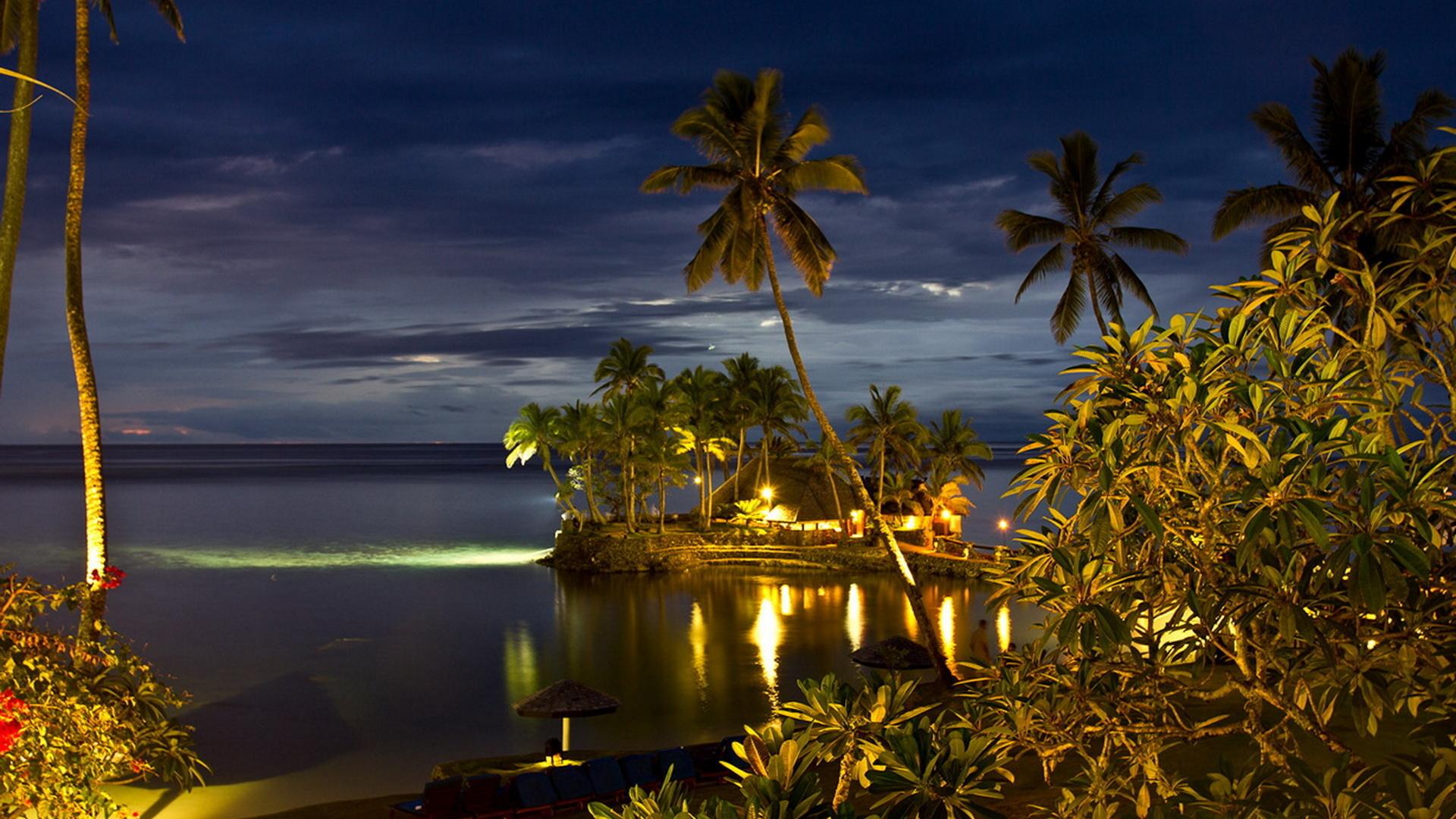 Фото экзотических пляжа мира