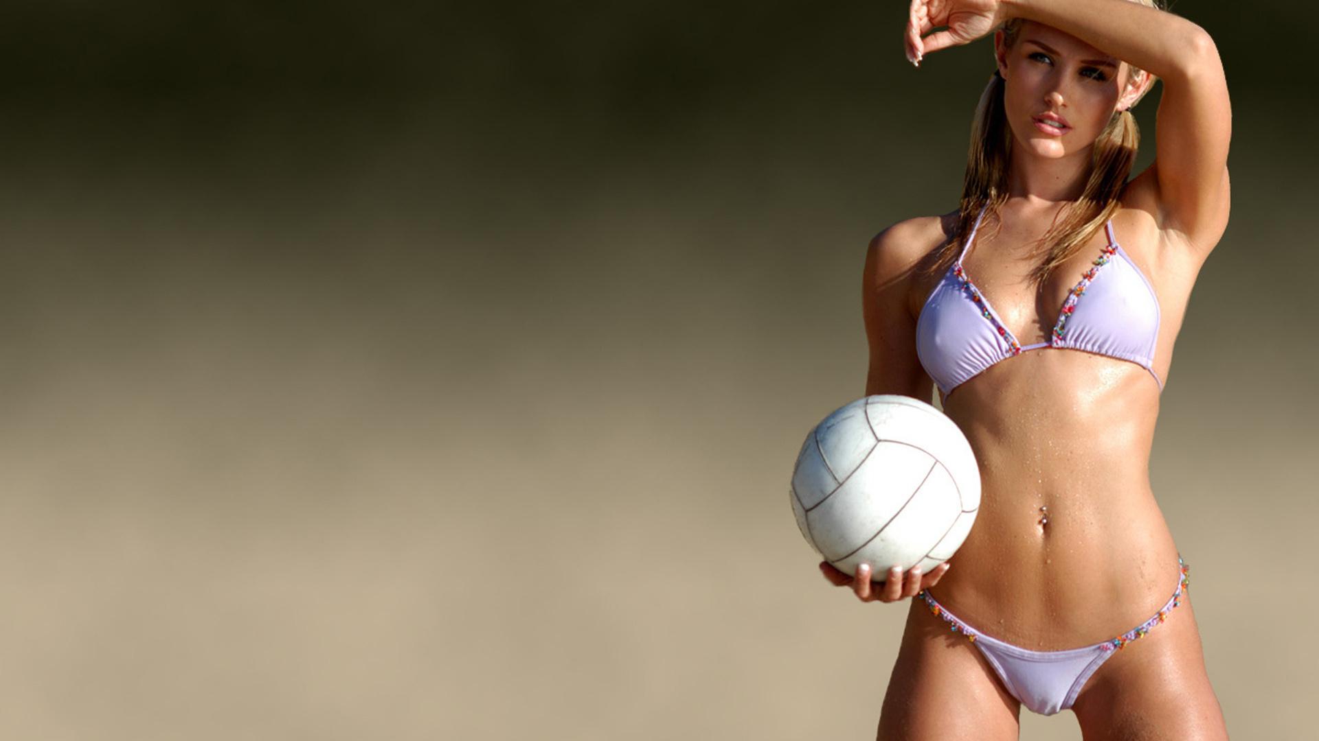 Российские спортсменки в бикини 23 фотография