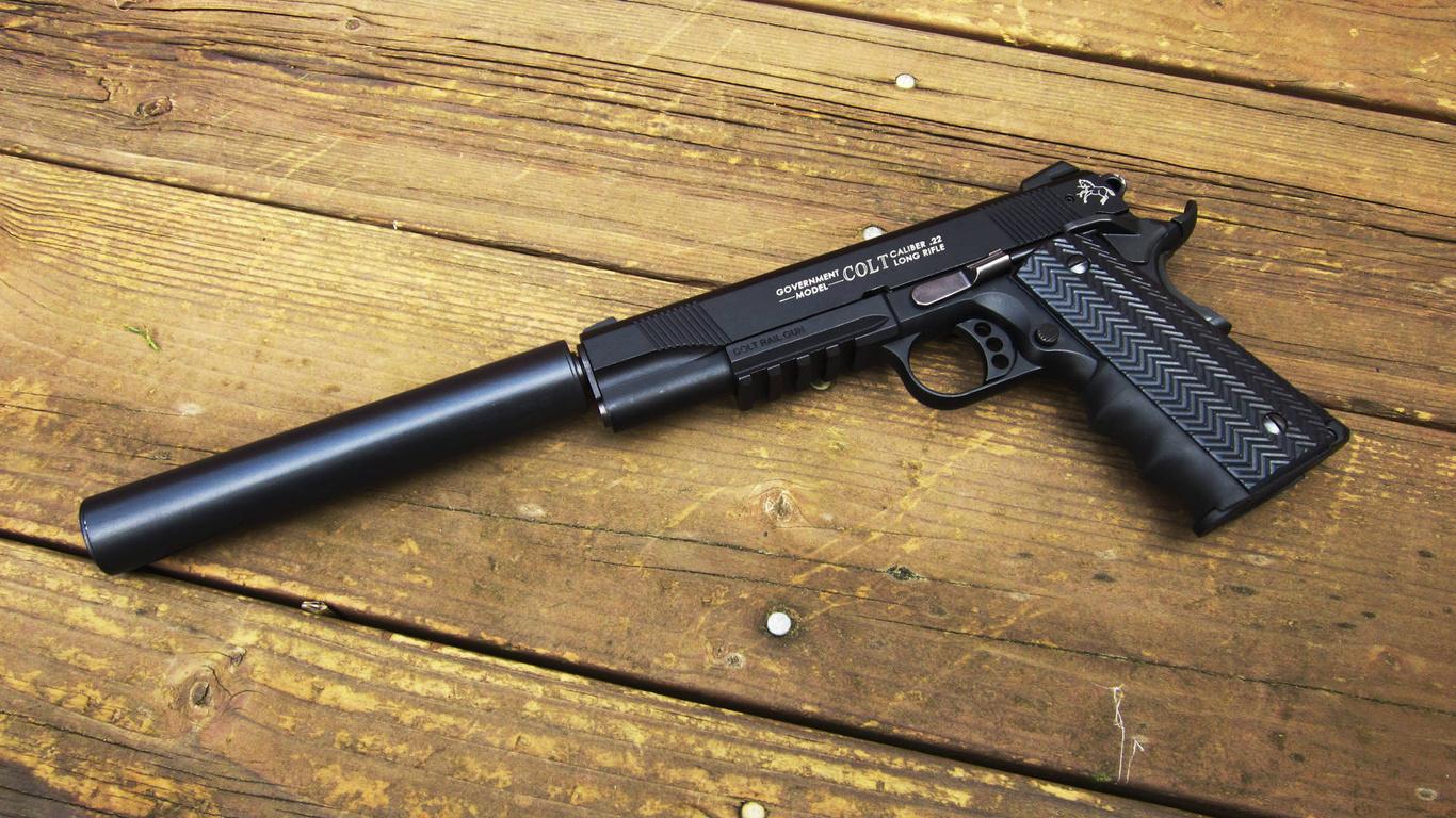 Фото з оружиєм 21 фотография
