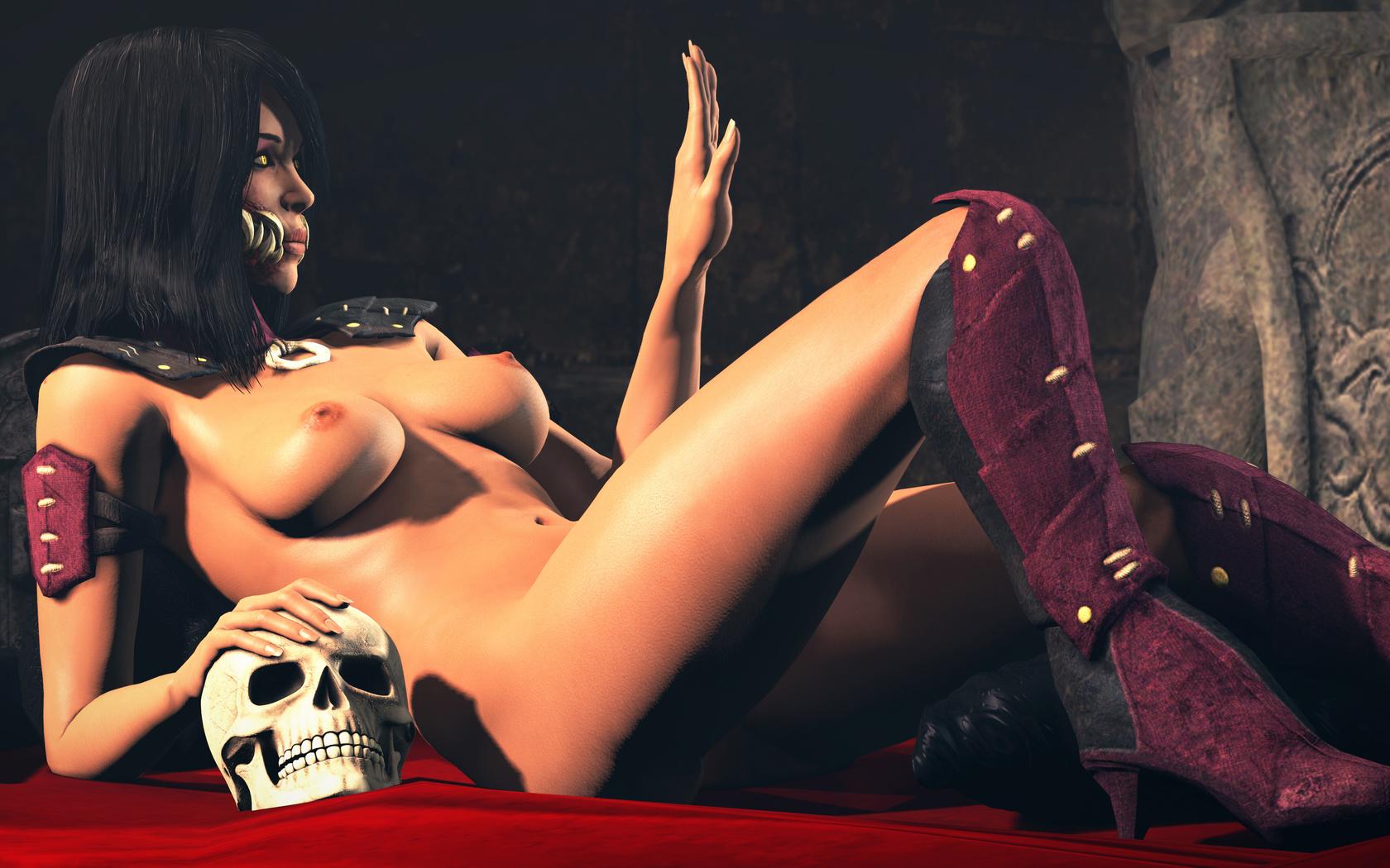 Hot mortal kombat girls porn erotic toons