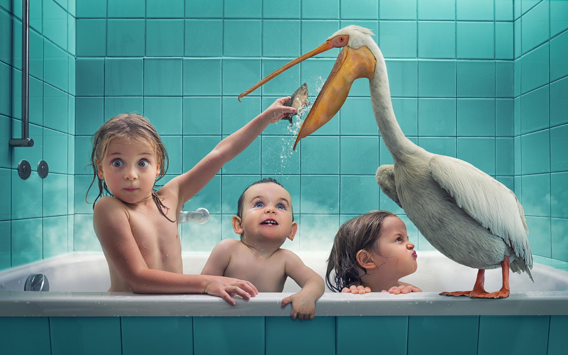 Фото моя дочь в ванной 25 фотография