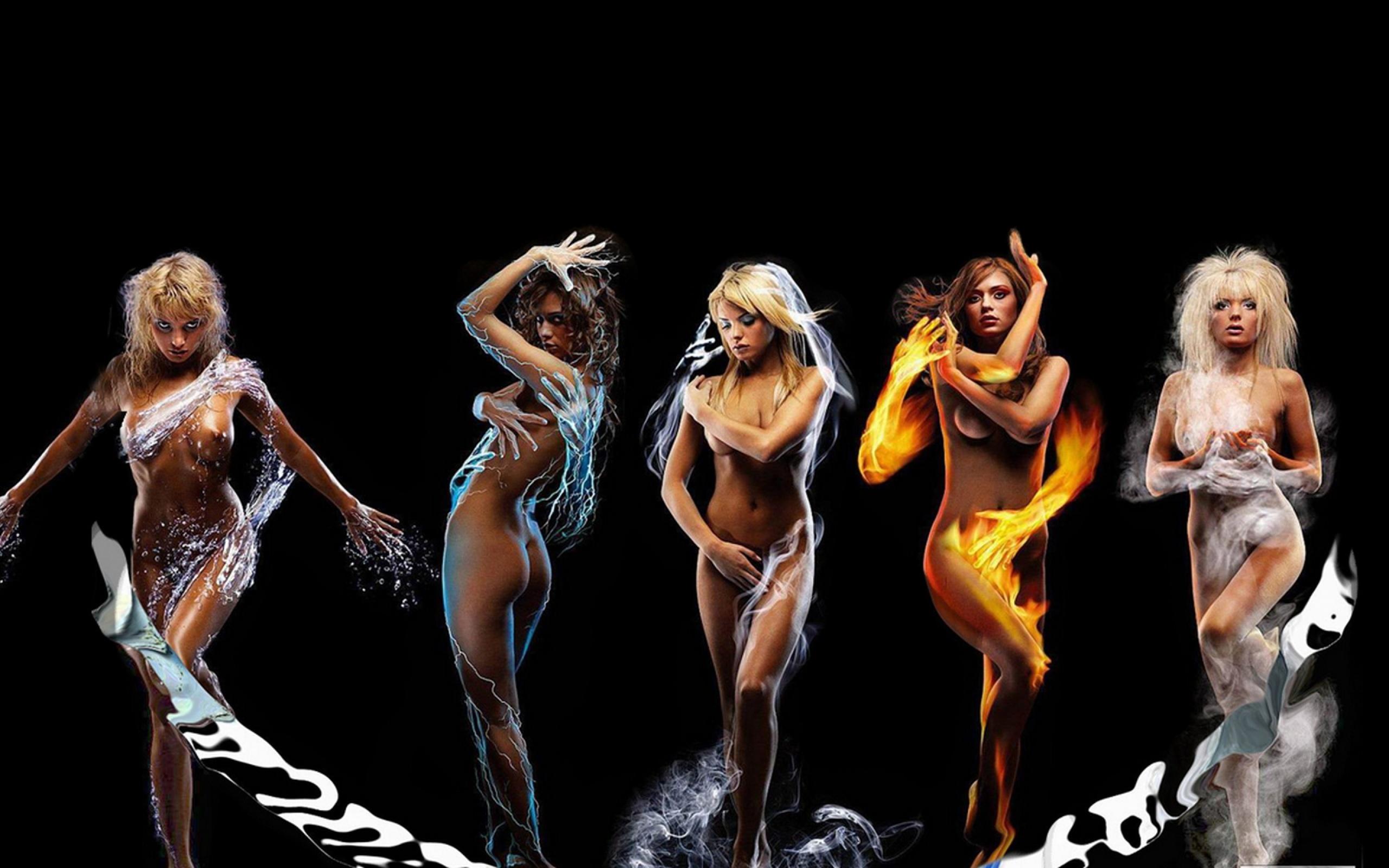 Танцы голых девушек в hd качестве 6 фотография
