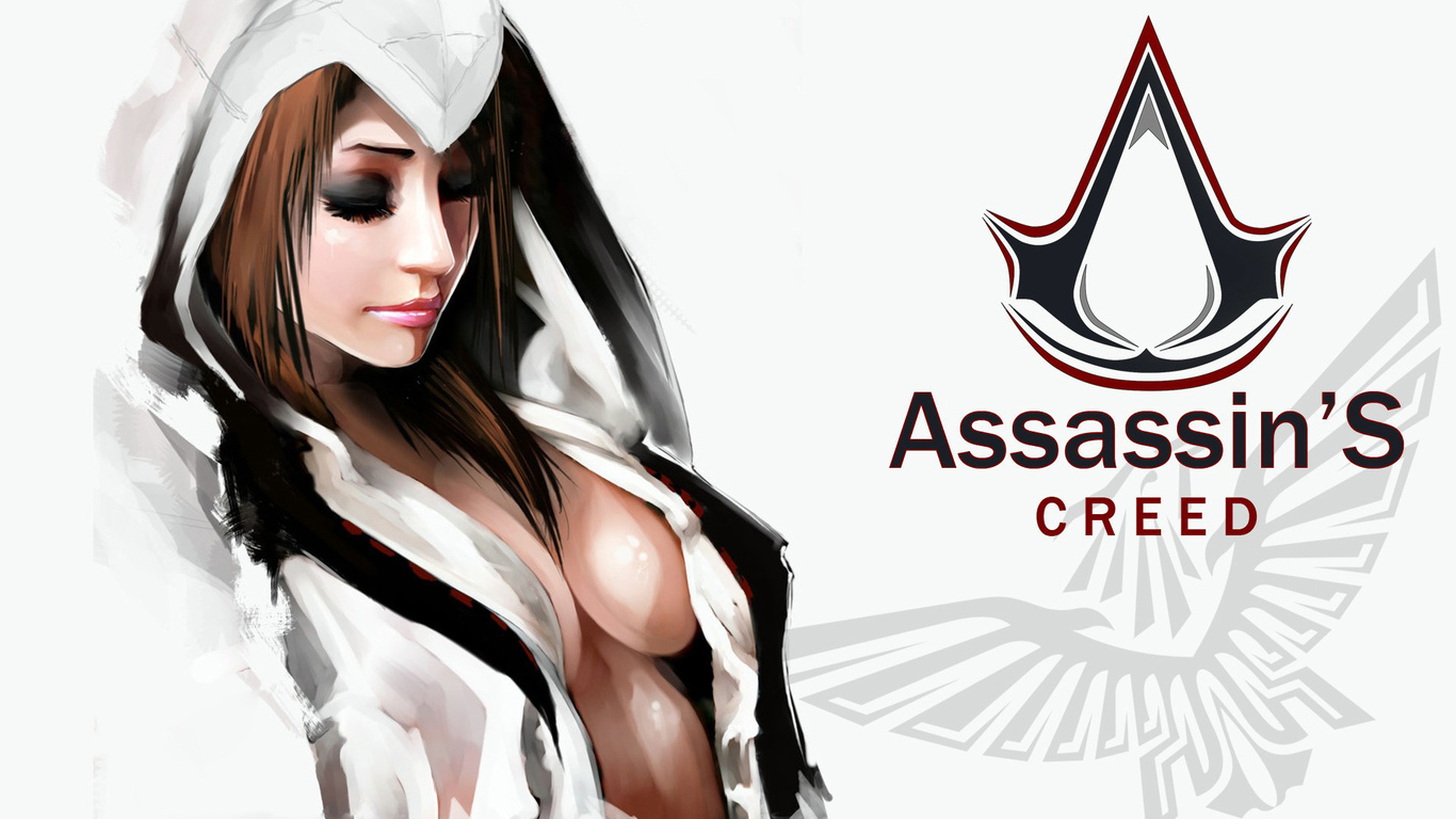 Assassin's creed 3 hentai porn xxx image