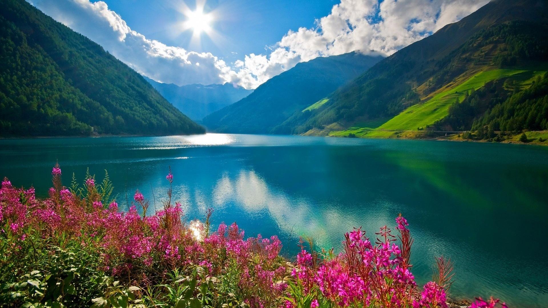 Фото самая красивая природа мира