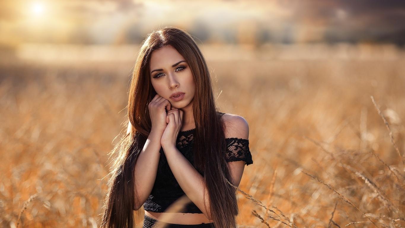 Общее фото красивые девушки