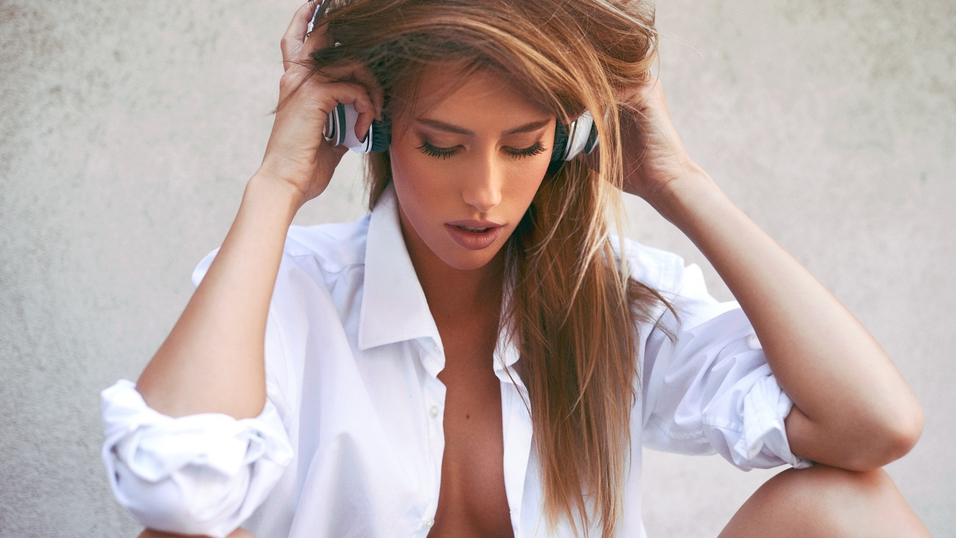 Фото девушек в сарочках